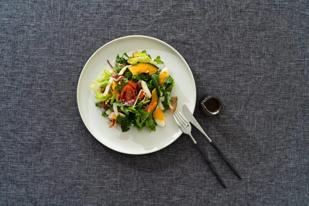 サラダのドレッシング